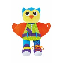Kidoozie Kidoozie Dress Me Owl