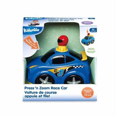 Kidoozie Kidoozie Press 'n Zoom Race Car