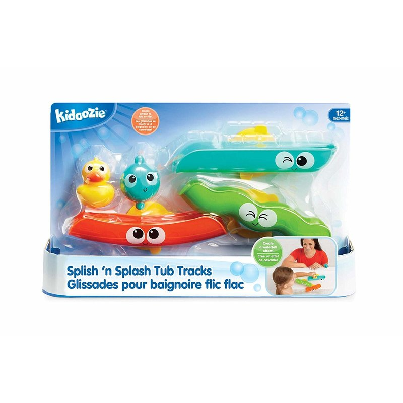 Kidoozie Kidoozie Bath Splish 'n Splash Tub Tracks