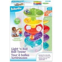 Kidoozie Light 'n Roll Ball Tower