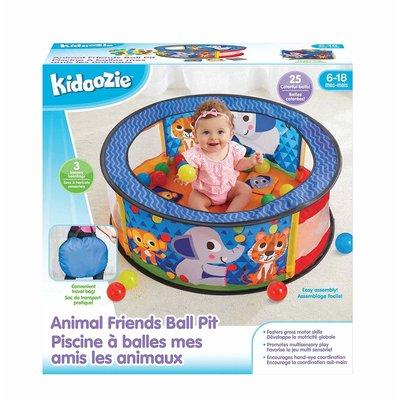 Kidoozie Kidoozie Ball Pit Animal Friends