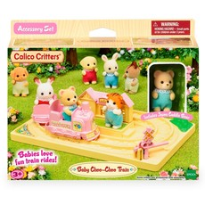 Calico Critters Baby Choo-Choo Train