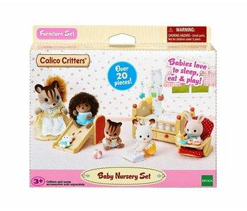 Calico Critters Room Baby Nursery Set