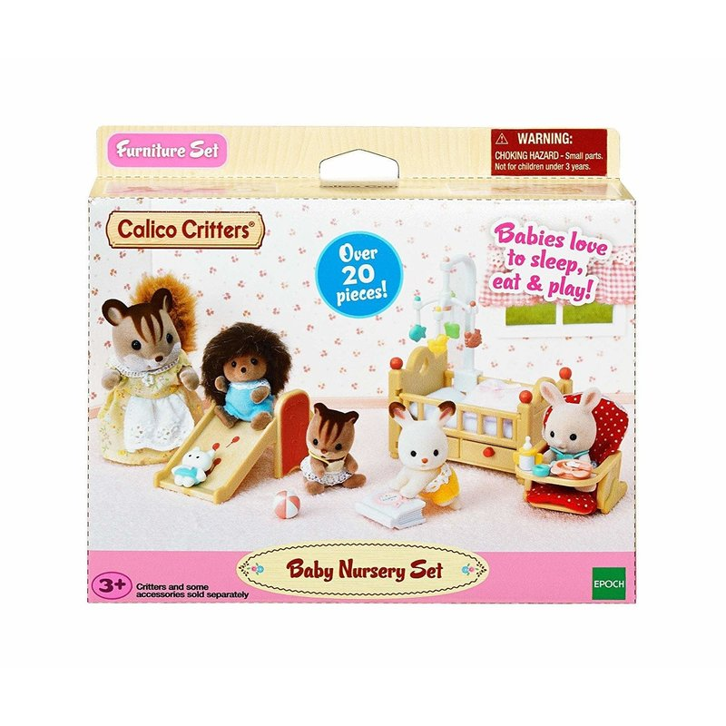 Calico Critters Calico Critters Room Baby Nursery Set
