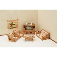 Calico Critters Calico Critters Room Comfy Living Room Set