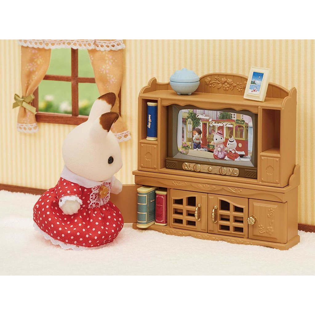 Calico Critters Living Room.Calico Critters Room Comfy Living Room Set