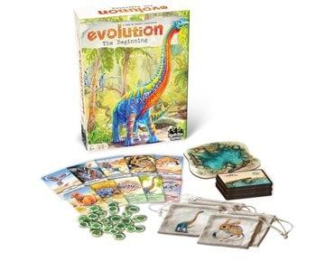 Evolution Board Game: The Beginning