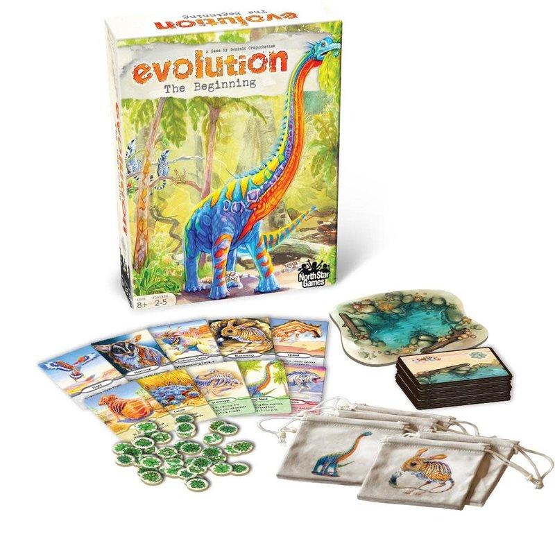 North Star Games Evolution Board Game: The Beginning