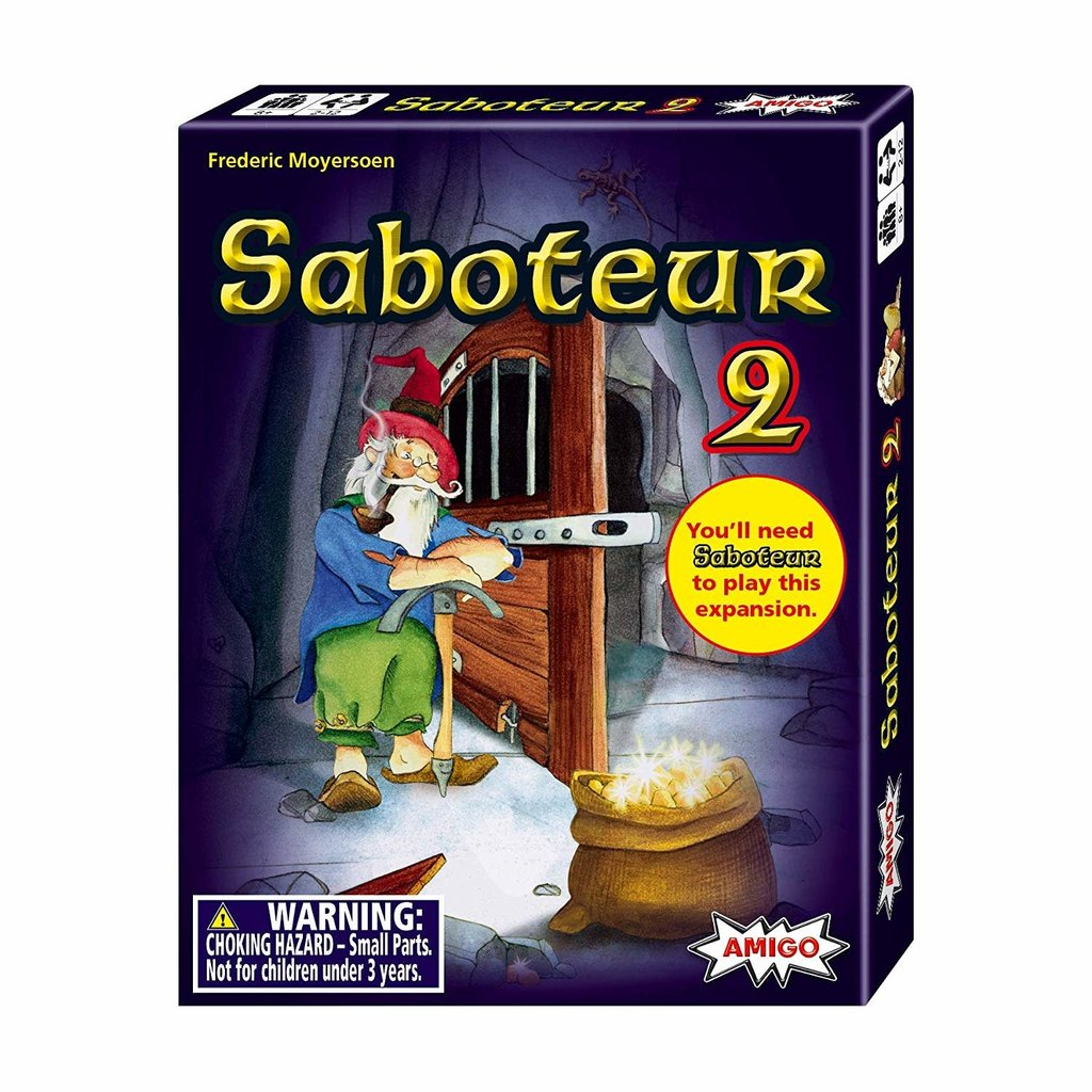 Amigo Amigo Game Saboteur 2