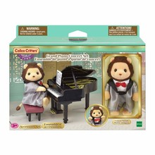 Calico Critters Calico Critters Town Grand Piano Concert Set