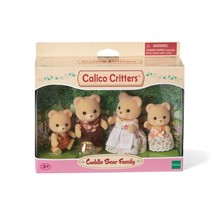 Calico Critters Calico Critters Family Cuddle Bear