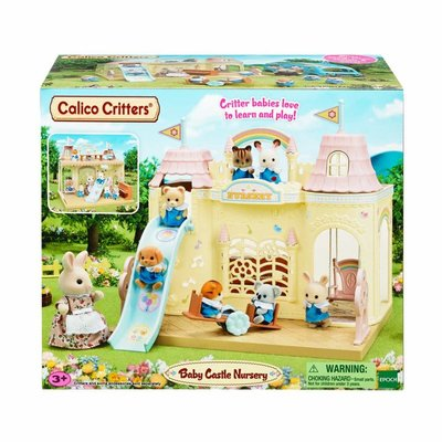 Calico Critters Calico Critters Baby Castle Nursery