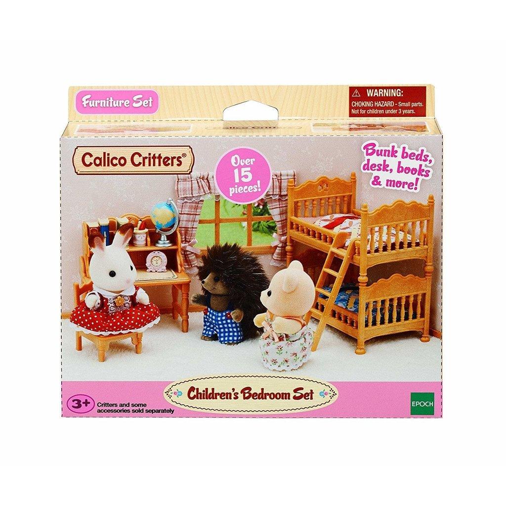 calico critters room childrens bedroom set  minds alive