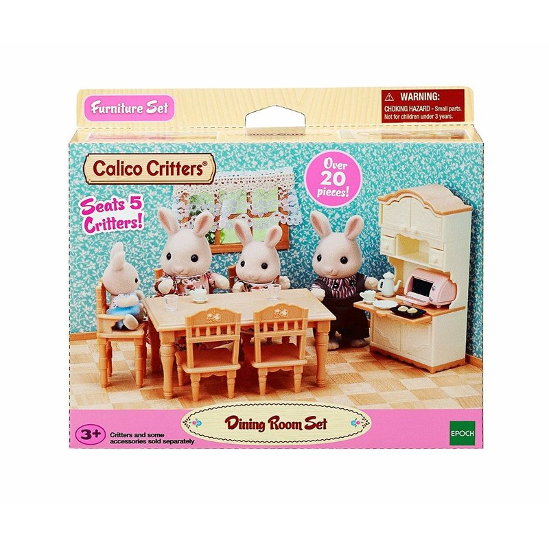 Calico Critters Calico Critters Room Dining Room Set
