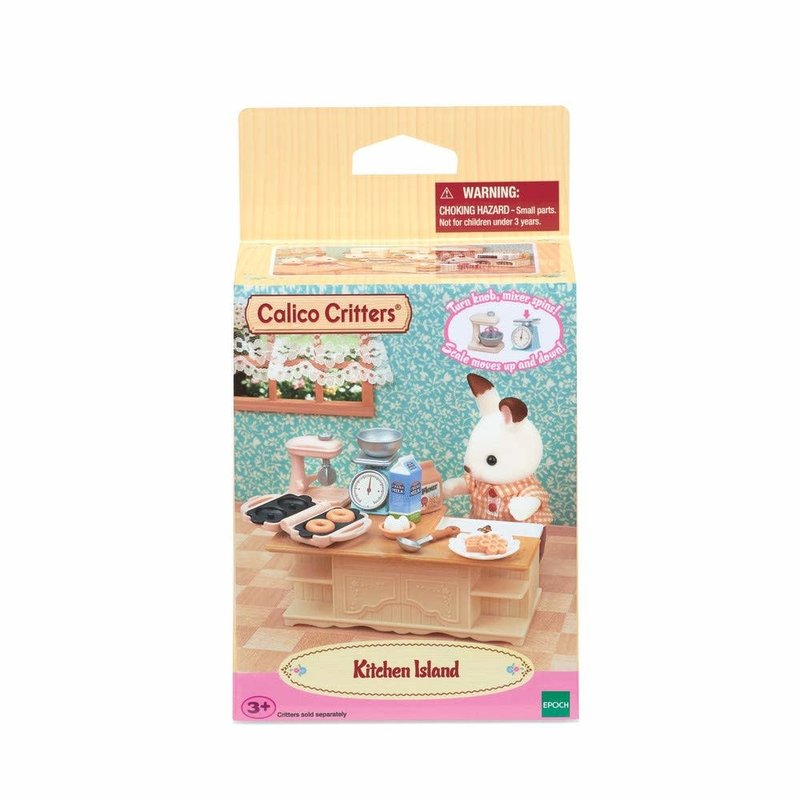 Calico Critters Calico Critters Room Kitchen Island
