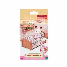 Calico Critters Calico Critters Room Bed & Comforter Set