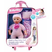 Kidoozie Kidoozie Pack 'n Play Baby Doll