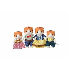 Calico Critters Family Maple Cat