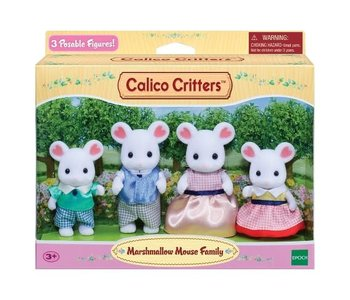 Calico Critters Family Marshmallow Mouse