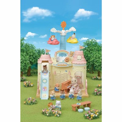 Calico Critters Calico Critters Baby Airplane Ride