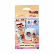 Calico Critters Calico Critters Room Laundry & Vacuum Cleaner