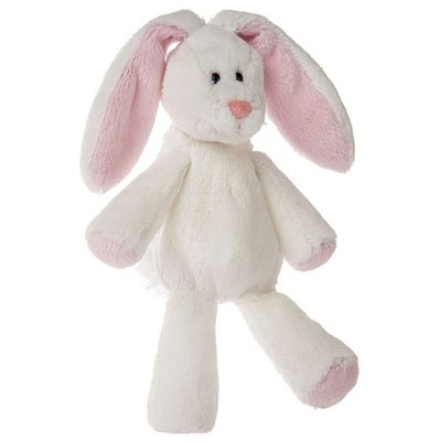 Mary Meyers Marshmallow Zoo Jr Sugar Bunny 9""
