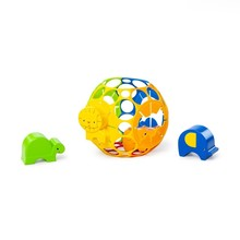 Rhino Toys Oball Jungle Adventure Shape Sorter