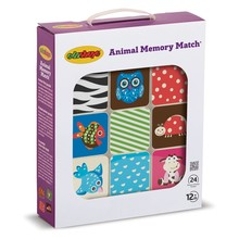 Edushape Animal Memory Match
