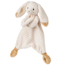 Mary Meyers Lovey Oatmeal Bunny