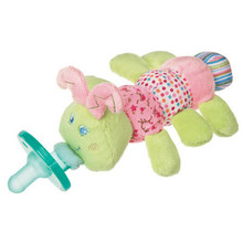 Wubbanub Animal Soother Caterpillar