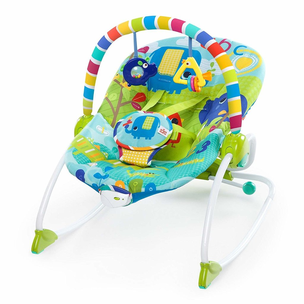 Bright Starts Merry Sunshine Rocker