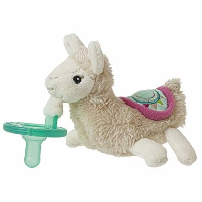 Wubbanub Animal Soother Lily Llama