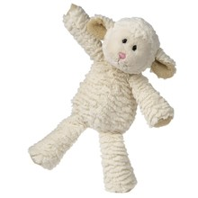 Mary Meyers Marshmallow Zoo Jr Lamb 9""