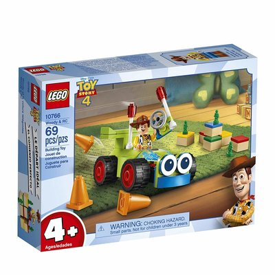 Lego Lego Toy Story 4 Woody and RC