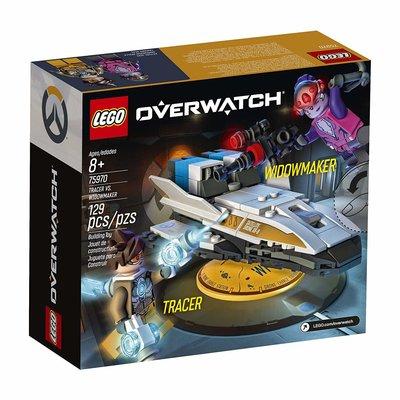 Lego Lego Overwatch Tracer vs Widowmaker
