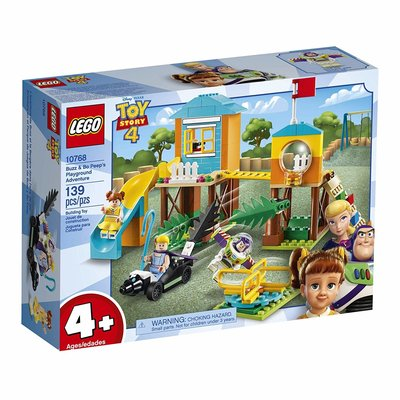 Lego Lego Toy Story 4 Buzz & Bo Peep's Playground Adventure