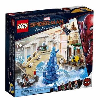 Lego Marvel Avengers Hydro Man Attack