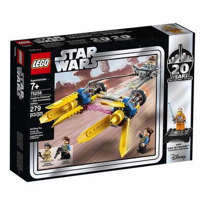 Lego Lego Star Wars Anakin's Podracer 20th Anniversary