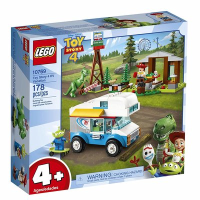 Lego Lego Toy Story 4 RV Vacation