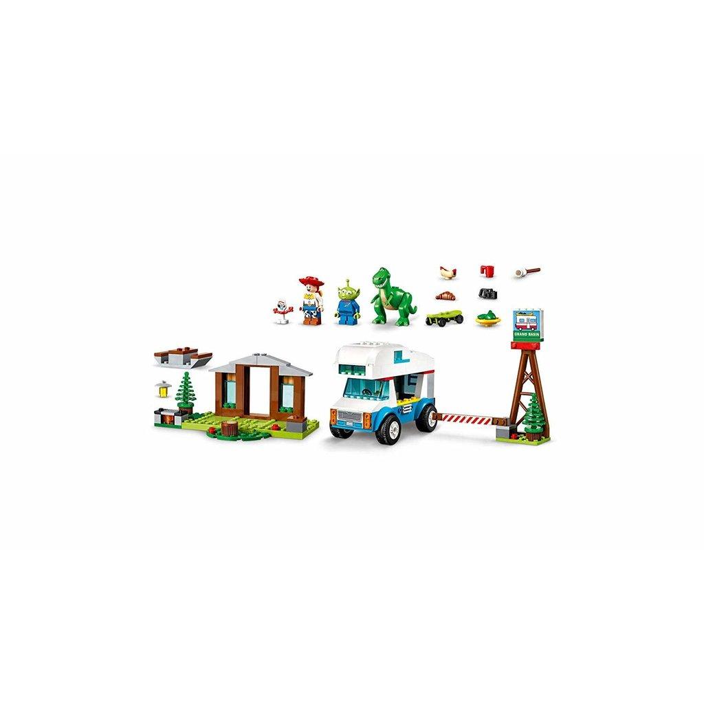 Lego Toy Story 4 RV Vacation