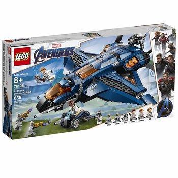 Lego Marvel Avengers Ultimate Quinjet