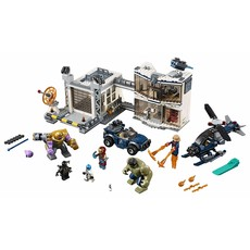 Lego Marvel Avengers Compound Battle