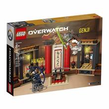 Lego Lego Overwatch Hanzo vs Genji