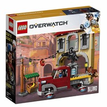 Lego Lego Overwatch Dorado Showdown