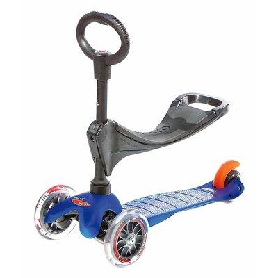 Kickboard Kickboard Scooter Mini Micro 3in1 Blue