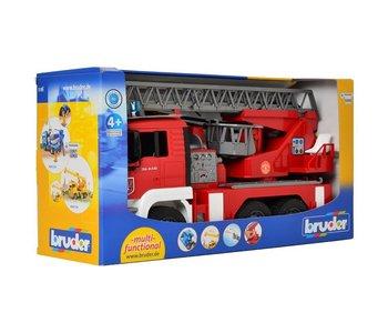 MAN Firetruck with water pump & lights