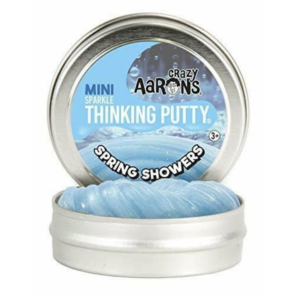 Crazy Aaron 's Thinking Putty Spring Small Tin