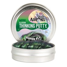Crazy Aaron Crazy Aaron's Thinking Putty Super Fly Small Tin