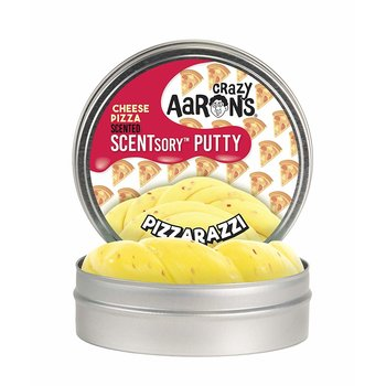 Crazy Aaron 's Thinking Putty Scented Pizzarazzi