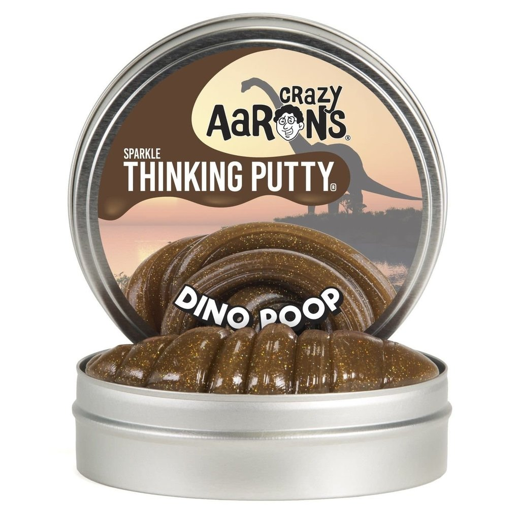 Crazy Aaron 's Thinking Putty Dino Poop